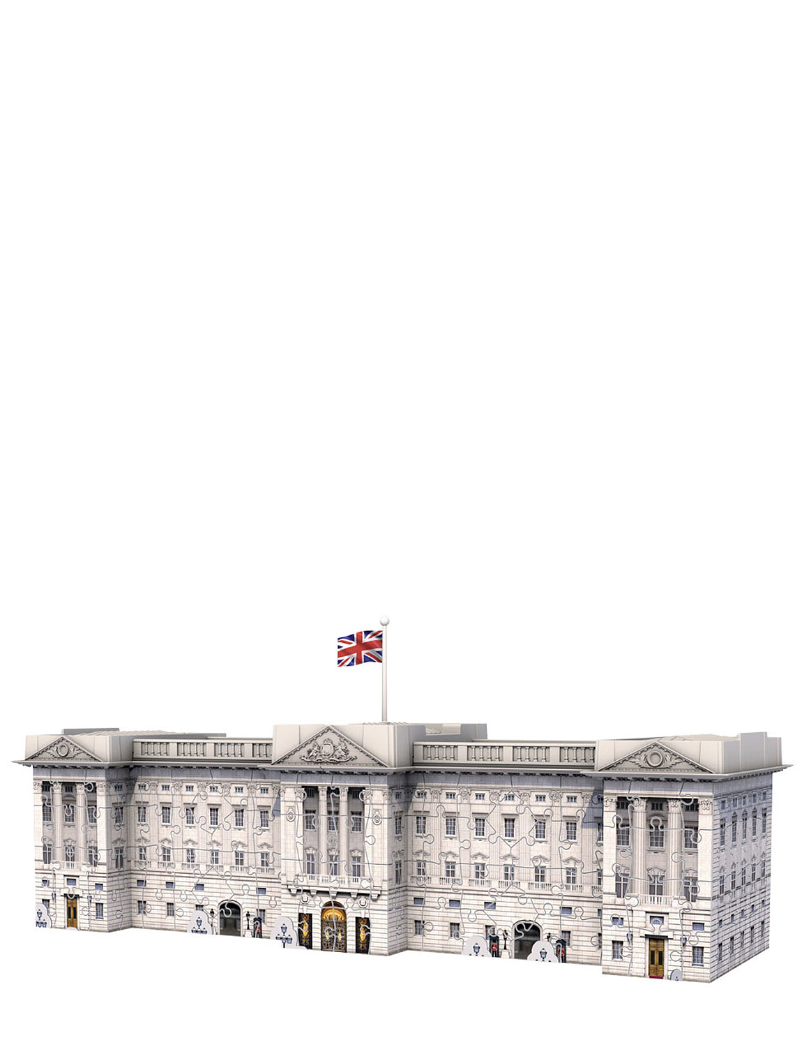 Snap-Fit 3D Puzzle - Buckingham Palace