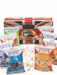 Sugar Free Union Jack Box