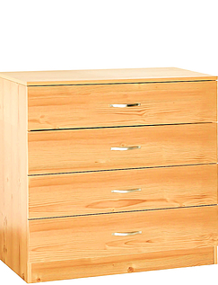Great Value Bedroom Furniture - Drawer Chest