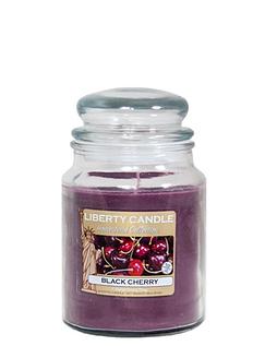 Black Cherry Liberty 18oz Candle