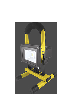 Free Standing Rechargeable LED Flood Light
