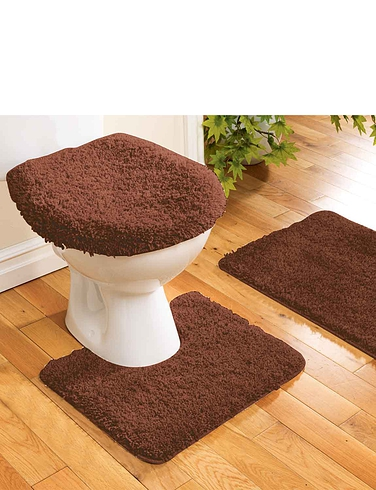Washable Bathroom Set
