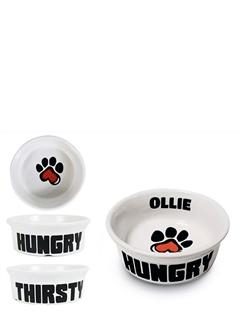 Large Ceramic Pet Bowl