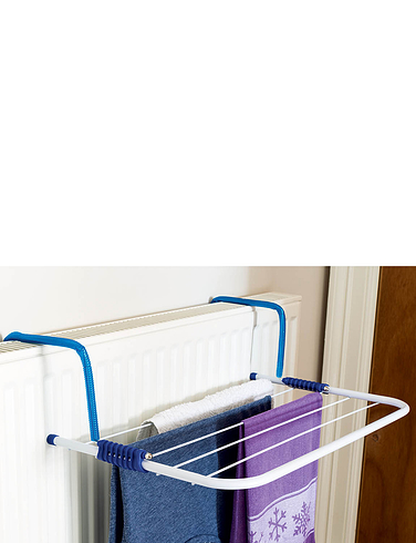 Easy Hang Radiator Drying Rack