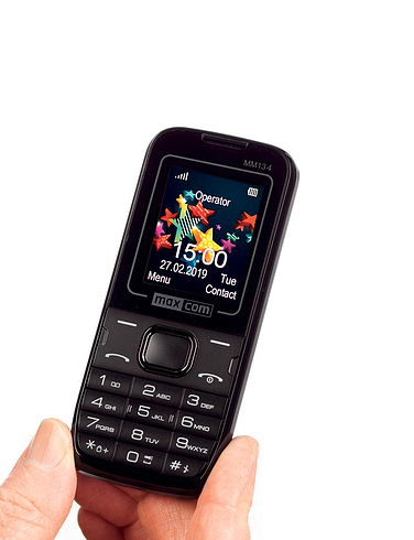 Maxcom Mobile Phone