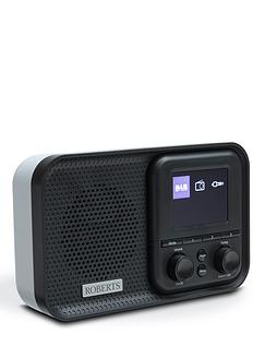 Roberts Portable DAB/DAB/FM Radio