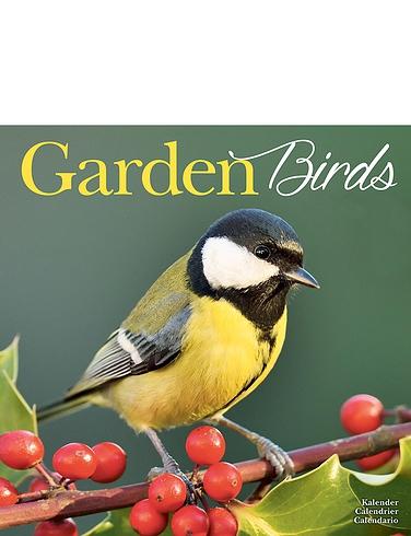 Garden Birds Calender
