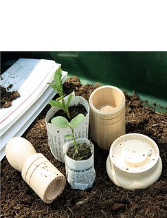 Paper Pot Maker