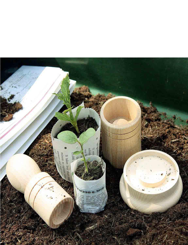 Paper Pot Maker  - MULTI