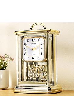 Swarovski Mantle Clock