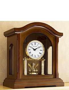 Arch Mantle Clock