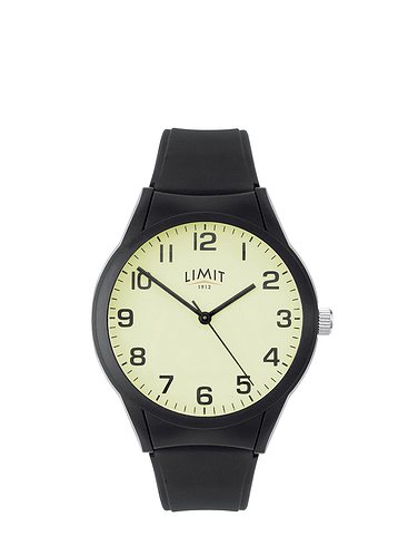 Illuminated Dial Watch