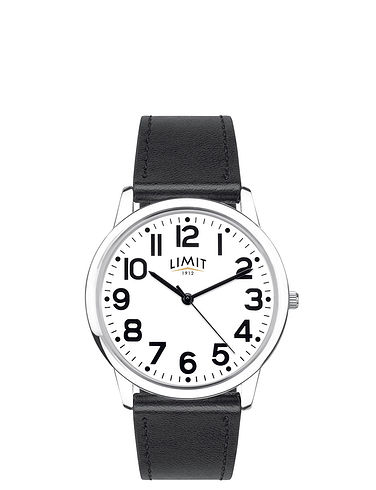 Large Number Watch