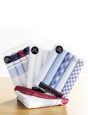 Set Of 15 Handkerchiefs