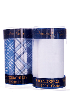 Boxed Handkerchiefs