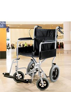 Transit Lightweight Aluminium Wheelchair