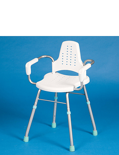 Prima Aluminium Shower Chair