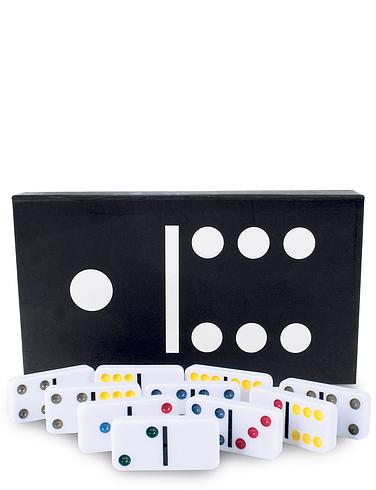 Double Six Domino Set