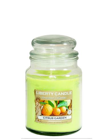 Citrus Garden Liberty 18oz Candle