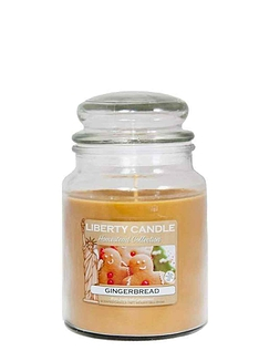 Gingerbread Liberty 18oz Candle