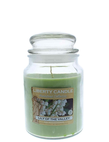 Lilly of the Valley Liberty Scented Candle