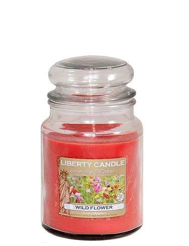 Wild Flower Liberty 18oz Candle