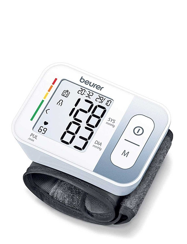 Beurer Automatic Wrist Blood Pressure Monitor