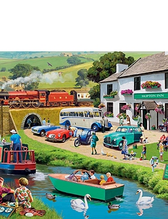 Exploring the Dales Jigsaw Puzzle
