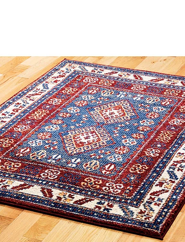Karma Wool Feel Traditional Rug