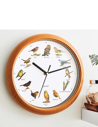 Bird Song Clock