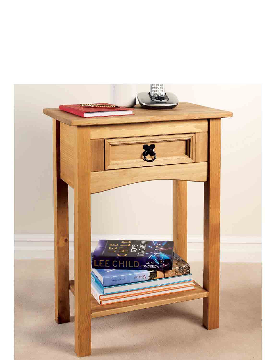 Console Table - Pine