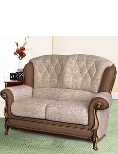 Queen Anne 2 Seater