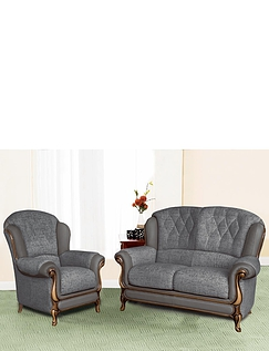 Queen Anne Suite - Two Seater Plus One Chair