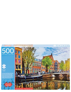 European Scenes Boxed Set Jigsaws