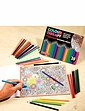 Stress Relieving Colouring Book