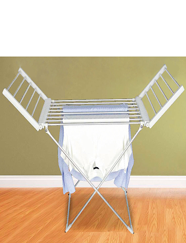 Heated Towel Rail/Clothes Airer