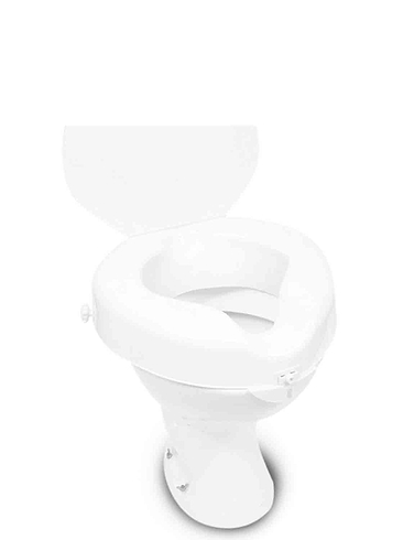 Standard Raised Toilet Seat