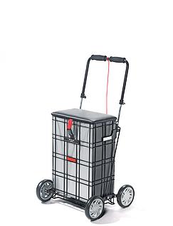 4 Wheel Shop-A-Seat Trolley