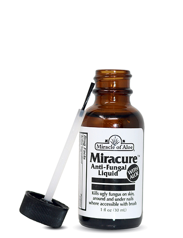 Miracle Anti-Fungal Treatment
