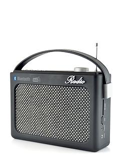 Lloytron DAB FM Retro Radio