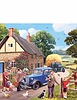 The Evacuees - Gibsons 4 x 500-Piece Jigsaws