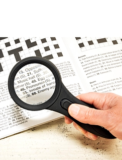 LED Magnifying Glass