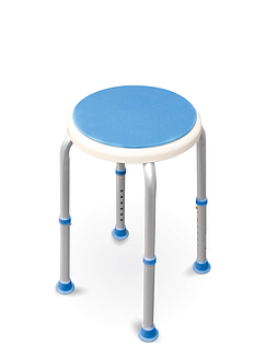 Rotating Bathroom Stool
