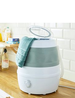 Space Saving Portable Washing Machine