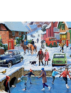 The Winter Village 1000pc Jigsaw