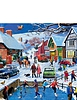 The Winter Village Jigsaw Puzzle