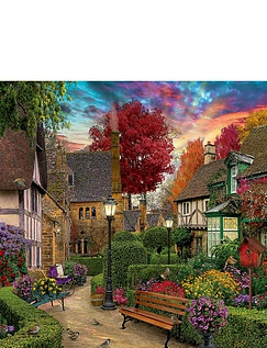 Cottage Garden 1000pc Jigsaw