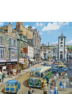 2 x Bowness & Keswick 500pc Jigsaw