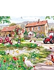 Gibsons Duckling Farm  636pc Jigsaw