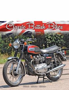 British Bikes Calender